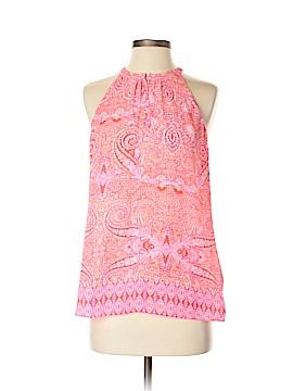Cynthia Rowley TJX Sleeveless Blouse Size S