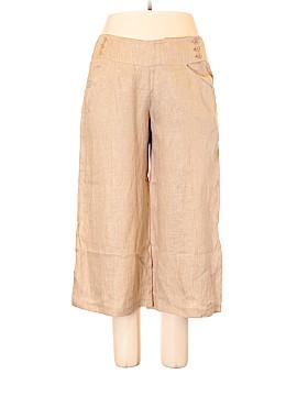 Studio M Linen Pants Size 14