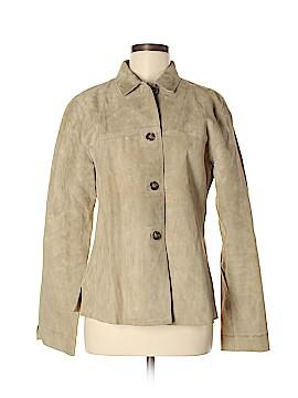 Banana Republic Leather Jacket Size M