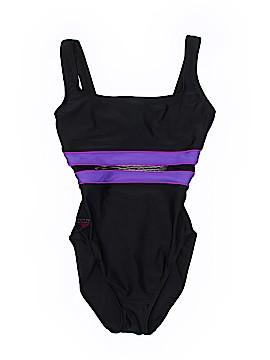 Speedo One Piece Swimsuit Size 6