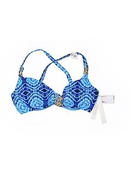 Bleu Rod Beattie Swimsuit Top Size L