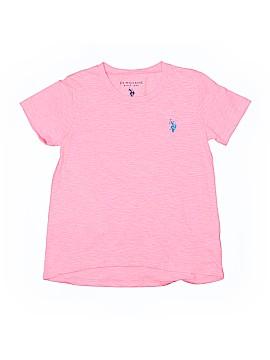 U.S. Polo Assn. Short Sleeve T-Shirt Size 7 - 8