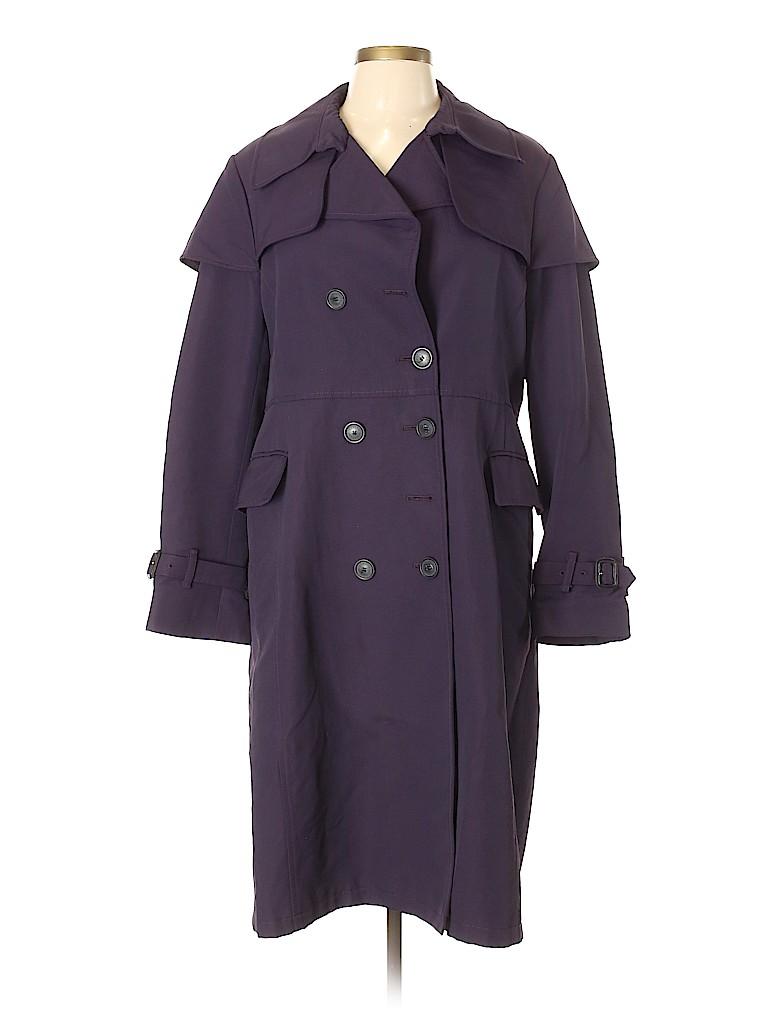 Burberry Women Coat Size L
