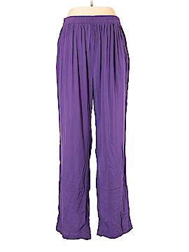 Roaman's Casual Pants Size 16