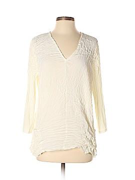 Babette 3/4 Sleeve Blouse Size L