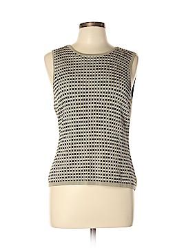 Geoffrey Beene Sport Silk Pullover Sweater Size XL