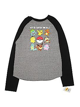 Pokemon Long Sleeve T-Shirt Size X-Large (Youth)