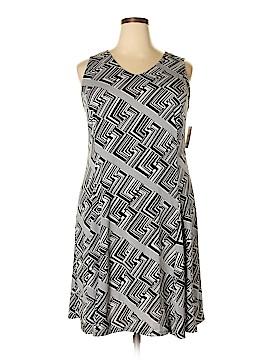 Studio Works Casual Dress Size 1X (Plus)