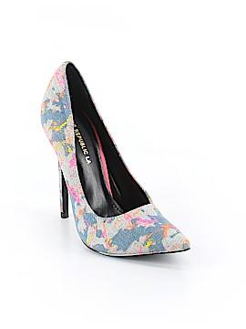 Shoe Republic LA Heels Size 6 1/2