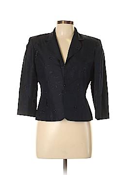 Ann Taylor Silk Blazer Size 10 (Petite)