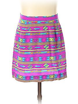 Amanda Uprichard Silk Skirt Size P