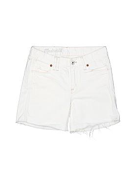 Madewell Denim Shorts 24 Waist