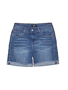 Kensie Denim Shorts 26 Waist