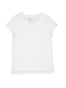 Famous Short Sleeve T-Shirt Size 8