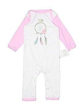 Hudson Baby Long Sleeve Onesie Size 9-12 mo