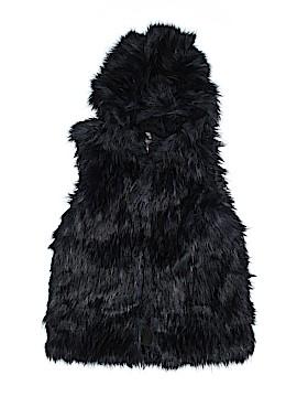 Gap Kids Faux Fur Vest Size L (Kids)