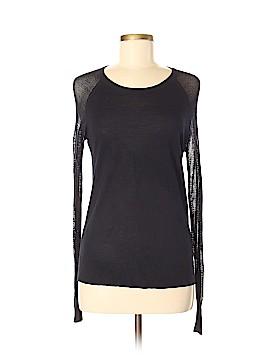 Equipment Silk Pullover Sweater Size M