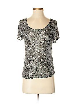 Parker Short Sleeve Blouse Size S