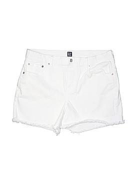 Gap Denim Shorts 32 Waist
