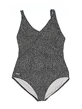 Speedo One Piece Swimsuit Size 16