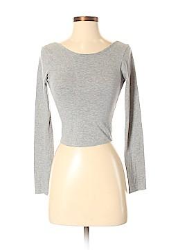 Brandy Melville Long Sleeve T-Shirt One Size