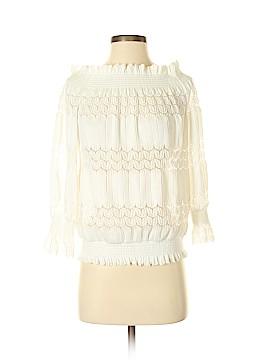 Deletta Long Sleeve Blouse Size S