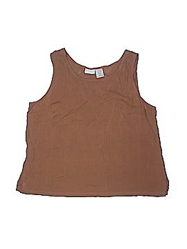 White Stag Sleeveless Blouse Size 18 (Plus)