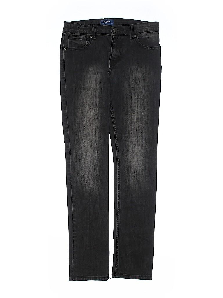 Old Navy Boys Jeans Preemie