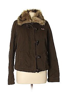 Hollister Coat Size L