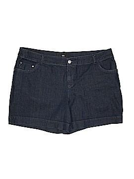 Mossimo Denim Shorts Size 2X (Plus)