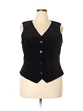 Eddie Bauer Tuxedo Vest Size 18 (Plus)