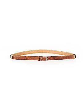 Yves Saint Laurent Leather Belt Size L