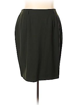 Jones New York Wool Skirt Size 22 (Plus)