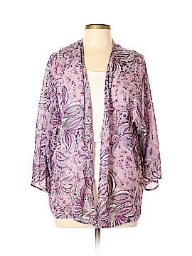 Croft & Barrow Kimono Size XL