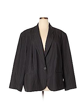 Larry Levine Blazer Size 34 (Plus)
