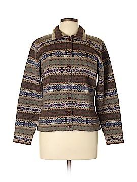 Lauren by Ralph Lauren Wool Cardigan Size L