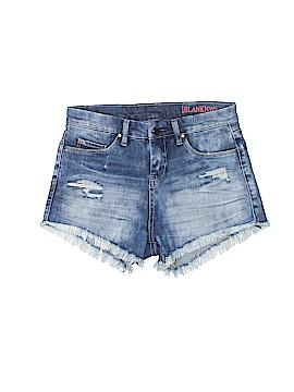 Blank NYC Denim Shorts Size 12