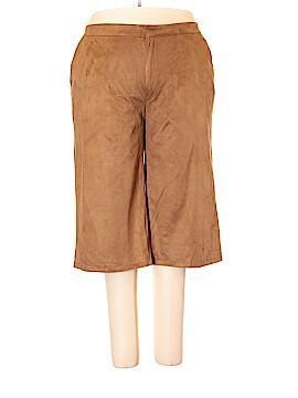 Roaman's Velour Pants Size 18 (Plus)