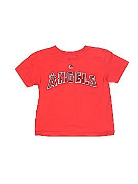 Majestic Short Sleeve T-Shirt Size 5 - 6