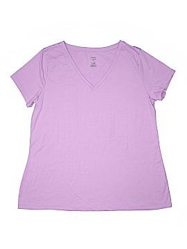 Jennifer Lauren Short Sleeve T-Shirt Size 2X (Plus)