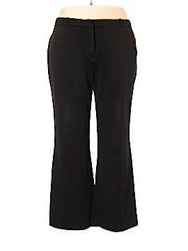 Worthington Casual Pants Size 20 (Plus)
