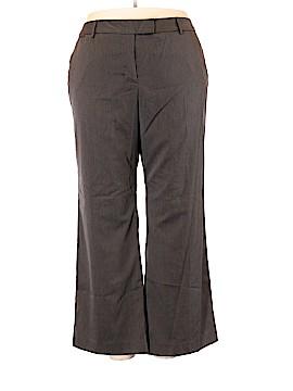 Daisy Fuentes Dress Pants Size 24 (Plus)