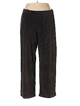 Purejill Velour Pants Size XL