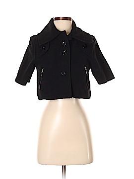 Elle Wool Coat Size XS