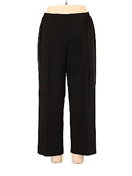 Cathy Daniels Dress Pants Size 1X (Plus)