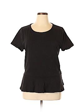 J. Crew Factory Store Short Sleeve Top Size XXL