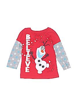 Disney Long Sleeve T-Shirt Size 7