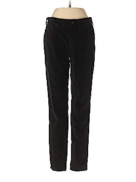 Madewell Velour Pants 26 Waist