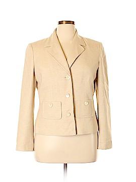 Kasper Silk Blazer Size 14