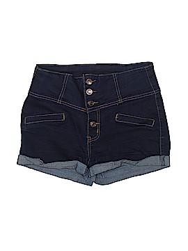 Bamboo Denim Shorts Size 10